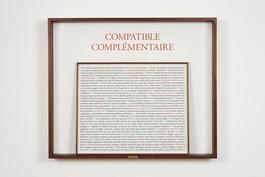Compatible complementaire