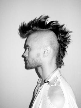 Jared with Mohawk