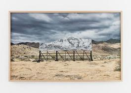 Giants, Death Valley, Billboard, Mars 5, 2017, 9:46 am, California, USA
