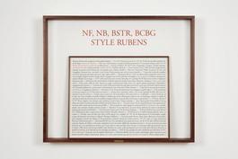 NF, NB, BSTR, BCBG, style Rubens
