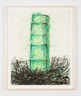 Untitled (Twin Towers)