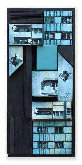 Reconstitution de facade n° 103