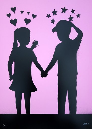 Love hurts (pink)