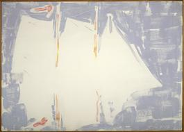 Windjammer in Fog #1 (93-5)