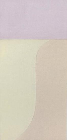 Untitled (Cream/Pink Vertical)