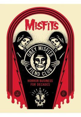 Misfits 40Th Grave