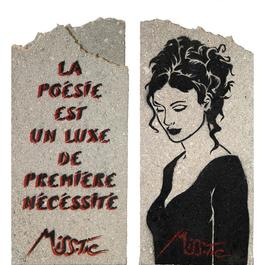 La Poesie Est Un Luxe De Premiere Necessite