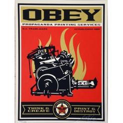 Propaganda Printing Service