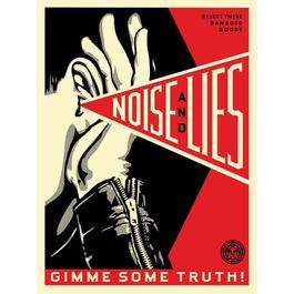 Noise Lies Red