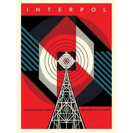Interpol NYC Calling