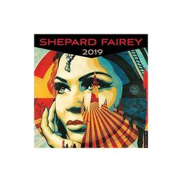 Calendrier Shepard Fairey 2019