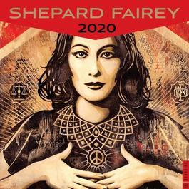 Calendrier Shepard Fairey 2020