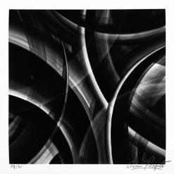 Black Rain Print 1