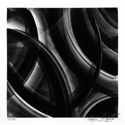 Black Rain Print 2