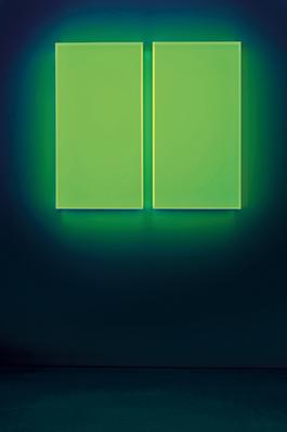 Color satin green Milan