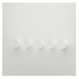 5 ovali bianchi