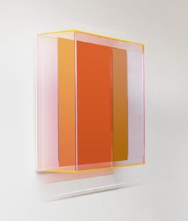 Colormirror rainbow Senkrecht soft orange