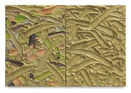 Abstract Diptych #34
