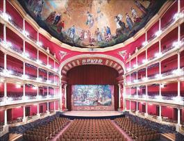 Teatro Degollado Guadalajara III