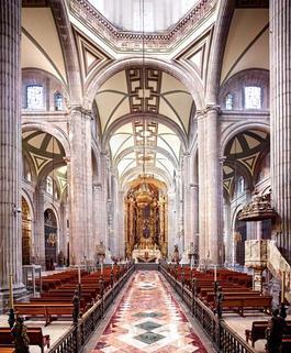 Catedral Metropolitana Ciudad de Mexico I