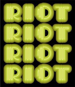 RIOT (Acid Green)