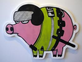 Riot Pig 1