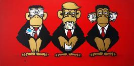 Trump Monkeys