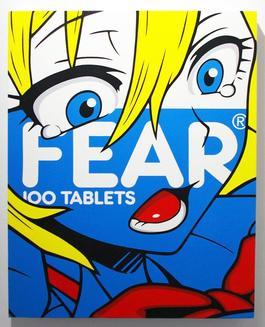 FEAR (Blue)