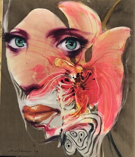 Orchid Woman