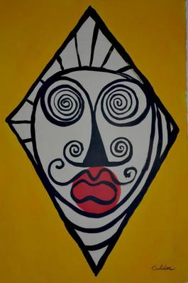 Abstract Calder Copy