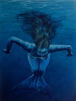 Mermaid Drifting
