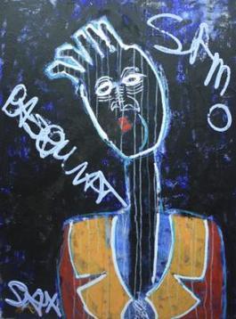Basquiat. 2019