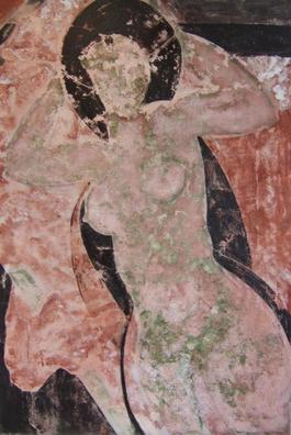 The Lost Frescoes of St Magdalene