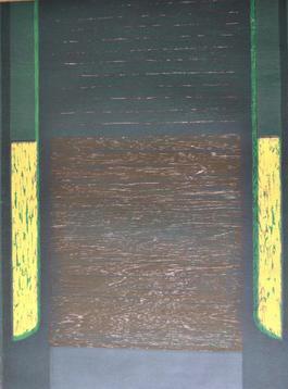 Atelier No 7 woodcut