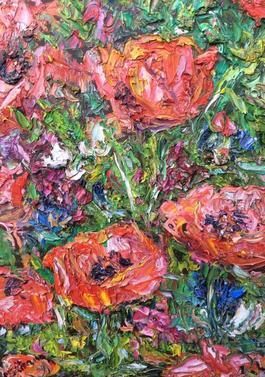 Elsie's Poppies