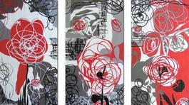 Rhosyn Coch - Red Rose