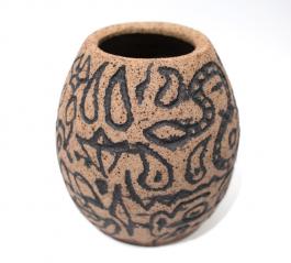 Snake Vase III