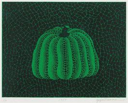 Untitled (Pumpkin Green)