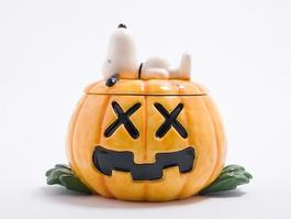 Great Pumpkin (Snoopy Ceramics)