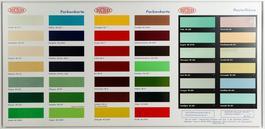 Colour Chart H2