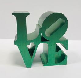 LOVE (Green)