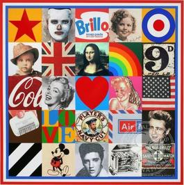 Sources of Pop Art VII