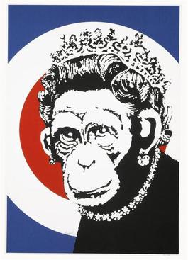 Monkey Queen (signed)