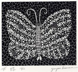 Butterfly (Kusama 18)