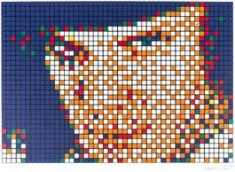 Rubik Kubrick I - Alex (Signed Edition)