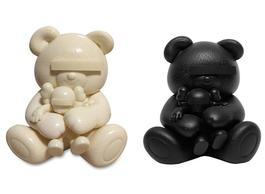 Undercover Bear Set (White and Black)