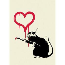 Love Rat (unsigned)