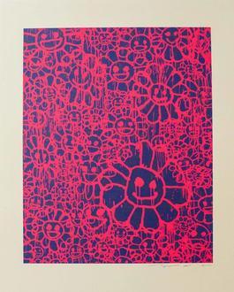 Madsaki Flowers (B Pink)