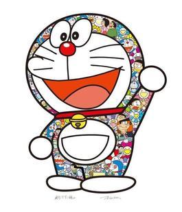 Doraemon: Thank You (Takashi Murakami x Doraemon)