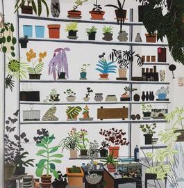 Large Shelf Still Life (Voorlinden Exhibition Posters)
